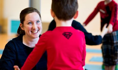 Children's Physiotherapy Service in Perth