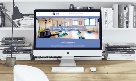 New Perth Physiotherapy Website