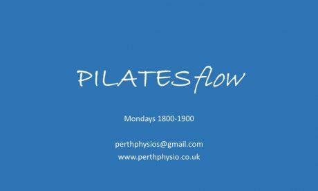 New – PILATESflow class